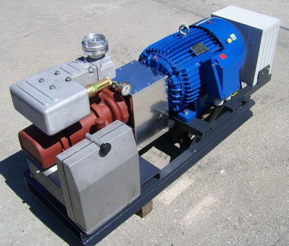 δεξαμενή ημιρυμουλκούμενο CG80 GHH RAND z silnikiem elektrycznym για κομπρεσέρ αέρος
