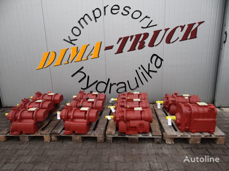 φορτηγό Silocompressor cement 560m για κομπρεσέρ αέρος  GHH RAND CG80 wydmuch kompresor