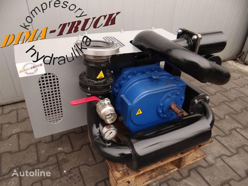 καινούριο φορτηγό animal feed compressor για κομπρεσέρ αέρος  kompresor paszowy paszowóz gardner denver