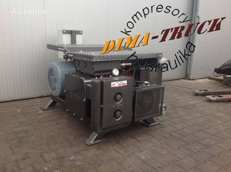 φορτηγό electric agregat για κομπρεσέρ αέρος  agregat ghh, drum silokompresor