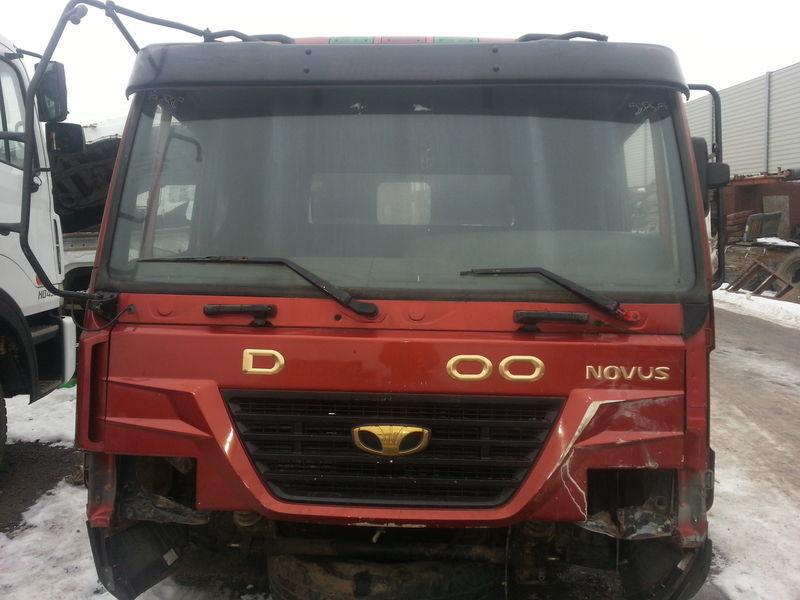 φορτηγό DAEWOO ULTRA NOVUS για κουβούκλιο DAEWOO
