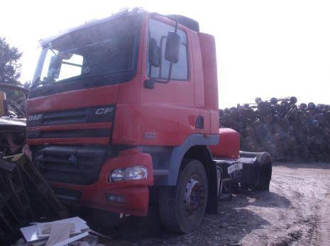 φορτηγό DAF CF - 65/75/85 (2004 god.) για κουβούκλιο DAF - interer salona kabiny