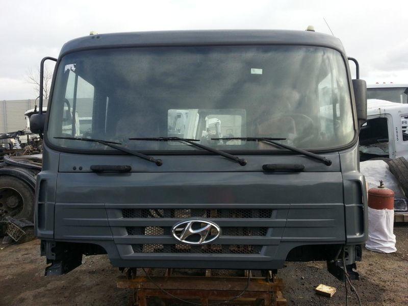 φορτηγό HYUNDAI HD 170 250 270 370 450 500 για κουβούκλιο HYUNDAI