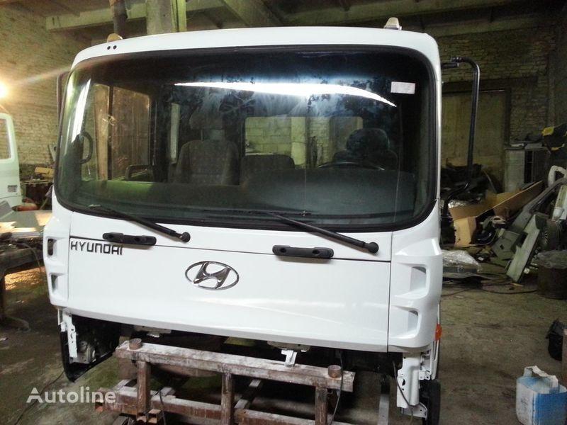 φορτηγό HYUNDAI HD120 για κουβούκλιο HYUNDAI