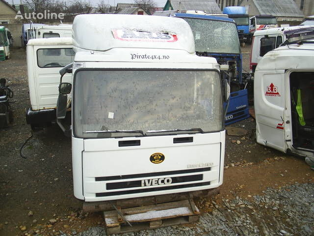 φορτηγό IVECO EUROCARGO 80E18 για κουβούκλιο IVECO