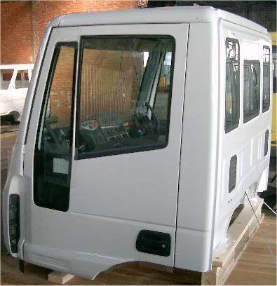 καινούριο φορτηγό IVECO ML CORTA TECHO BAJO για κουβούκλιο IVECO CABINA TECTOR MLREVESTIDA