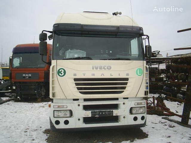 φορτηγό IVECO STRALIS 440E43 για κουβούκλιο