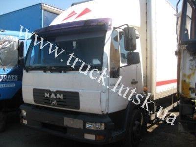 φορτηγό MAN LE 12.220 για κουβούκλιο MAN