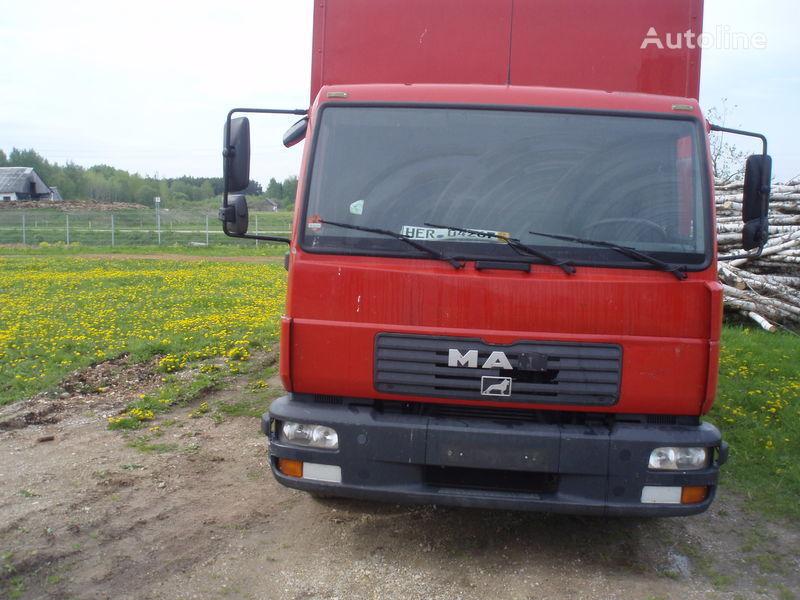 φορτηγό MAN L 2000 C για κουβούκλιο