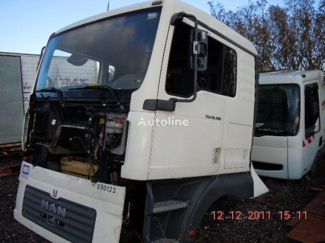 φορτηγό MAN TGA για κουβούκλιο