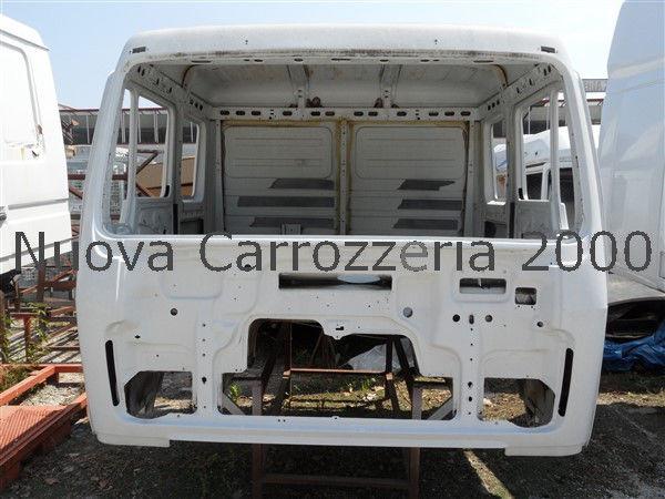 φορτηγό MERCEDES-BENZ Serie 385 για κουβούκλιο MERCEDES-BENZ