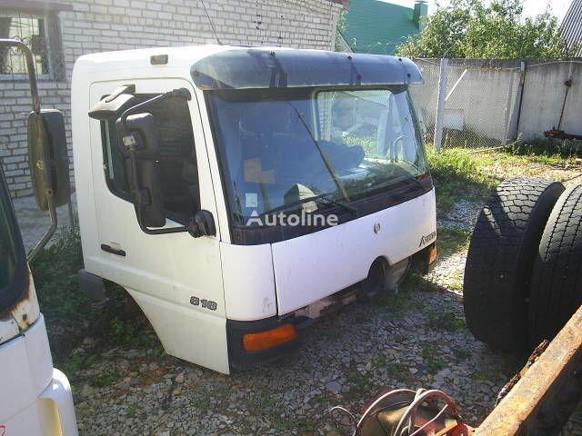 φορτηγό MERCEDES-BENZ ATEGO 817 για κουβούκλιο