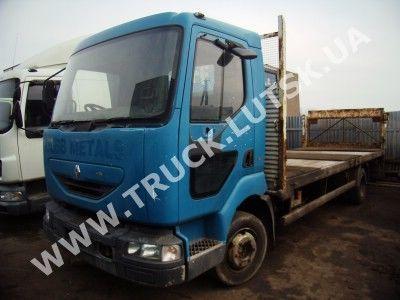 φορτηγό RENAULT MIDLUM 150 E2 για κουβούκλιο RENAULT