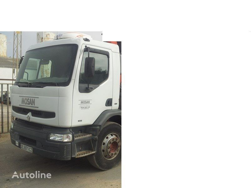 φορτηγό RENAULT PREMIUM για κουβούκλιο  s kondicionerom
