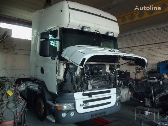 φορτηγό SCANIA R για κουβούκλιο  Cabs for sale, Highline, Topline few units, different colors,