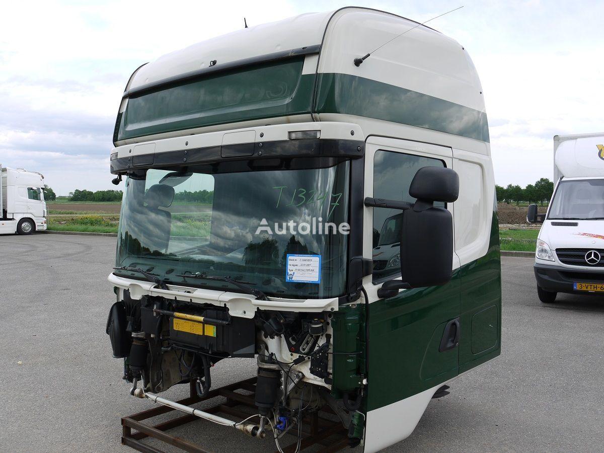 φορτηγό SCANIA SC-R CR-19 TOPLINE για κουβούκλιο SCANIA SC-R CR-19 TOPLINE
