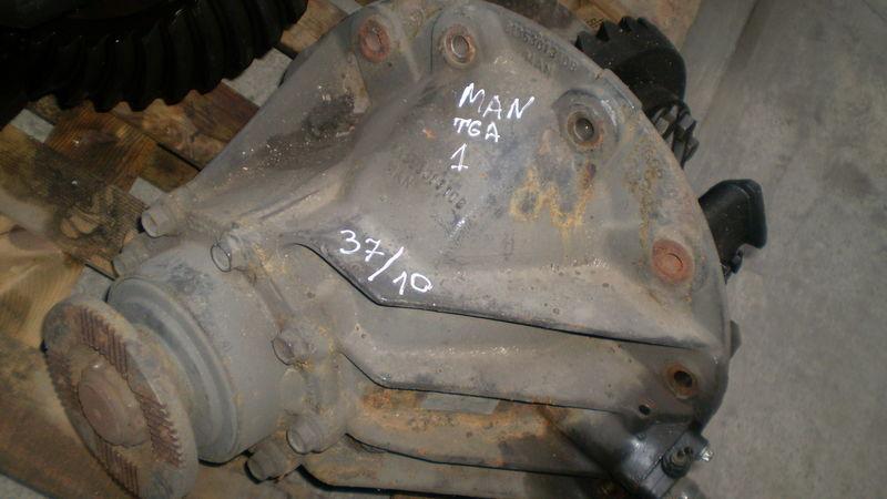 τράκτορας MAN TGA για μειωτήρας MAN HY-1350