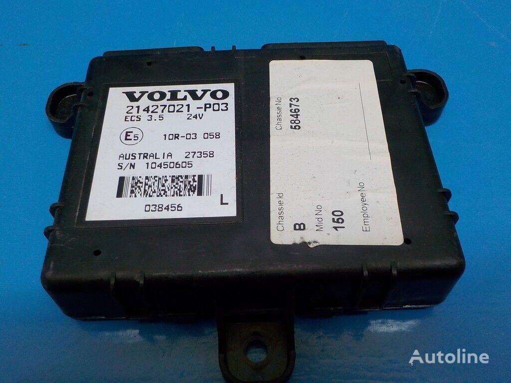 φορτηγό για μονάδα ελέγχου  Blok elektronnyy Vovlo