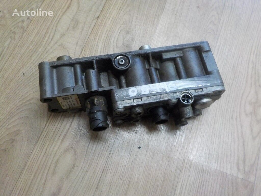 φορτηγό για μονάδα ελέγχου  KPP Renault 2412S