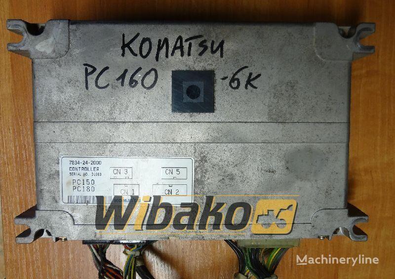 άλλο ειδικό όχημα 7834-24-2000 για μονάδα ελέγχου Computer Komatsu 7834-24-2000
