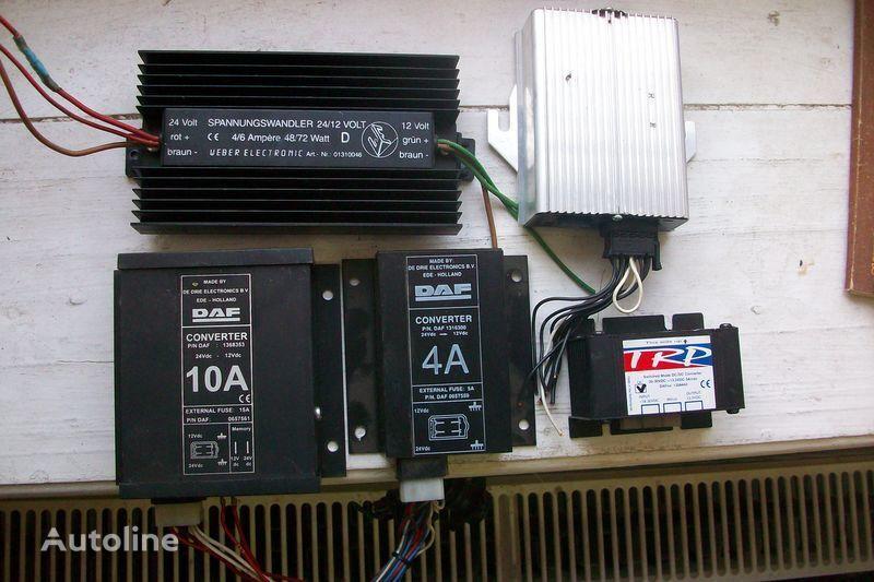 ελκυστήρας DAF για μονάδα ελέγχου  Adaptery