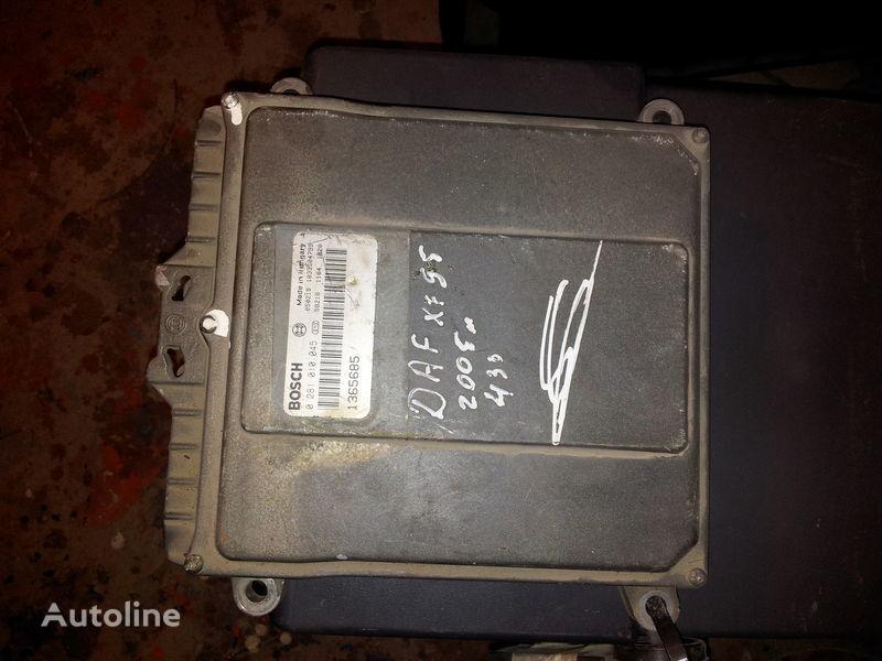 ελκυστήρας DAF 95XF για μονάδα ελέγχου  DAF 95XF, 85LF, 75LF, EURO3 ECU EDC engine control BOSH 0281010045; 1365685, 1684367, 1679021