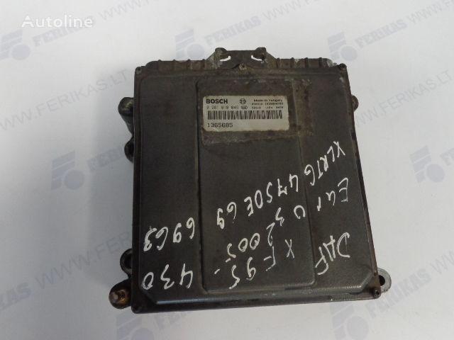 τράκτορας DAF για μονάδα ελέγχου DAF ECU EDC Engine control 0281010045,1365685, 1684367, 1679021 (WOR