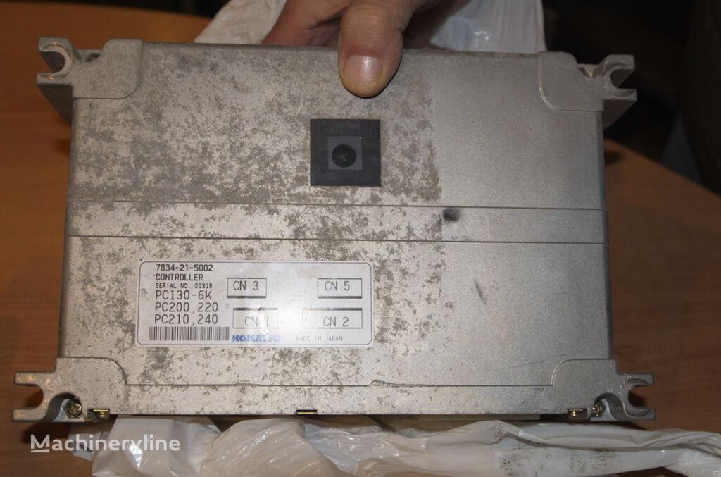 εκσκαφέας KOMATSU PC130-6 για μονάδα ελέγχου KOMATSU