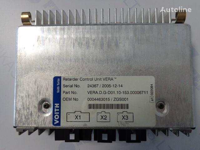 ελκυστήρας MERCEDES-BENZ για μονάδα ελέγχου  WABCO Control unit 0004460715, 4461260110, 4461260010, 4461260260
