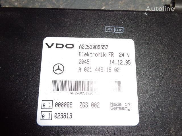 ελκυστήρας MERCEDES-BENZ Actros για μονάδα ελέγχου  Mercedes Benz Actros MP2, MP3, MP4, FR control unit ECU 0014461902, 0014467302, 014464002, 0014464102