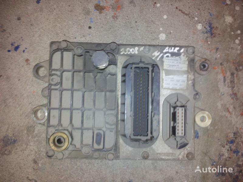 ελκυστήρας MERCEDES-BENZ Actros Atego για μονάδα ελέγχου  Mercedes Benz Actros EURO IV 0144472440 EDC ECU OM501LA IV, 0054460840