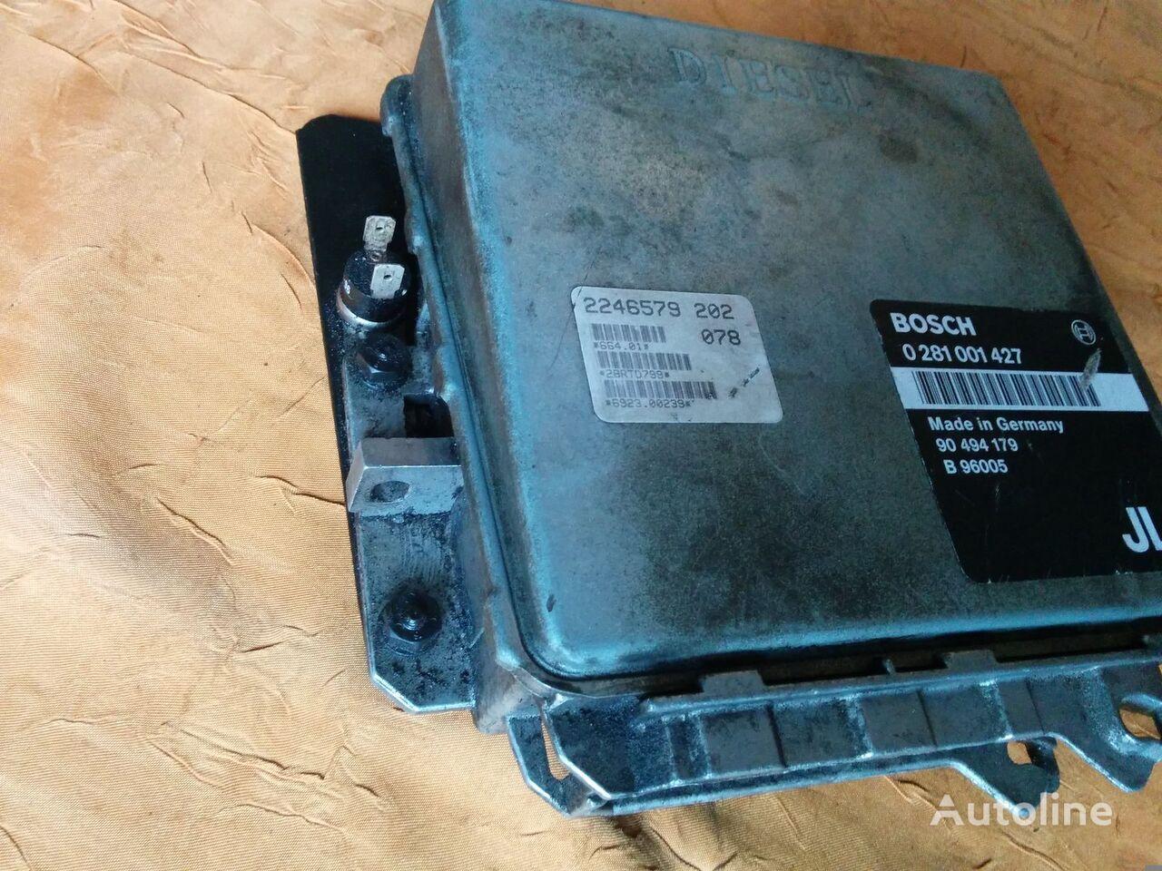 λεωφορείο MERCEDES-BENZ o405 για μονάδα ελέγχου MERCEDES-BENZ Bosch 0281001427