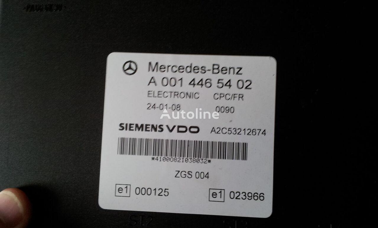 τράκτορας MERCEDES-BENZ Actros για μονάδα ελέγχου MERCEDES-BENZ MP2 FR unit ECU 0014464102, 0014464102, 0004467502, 0014461002,