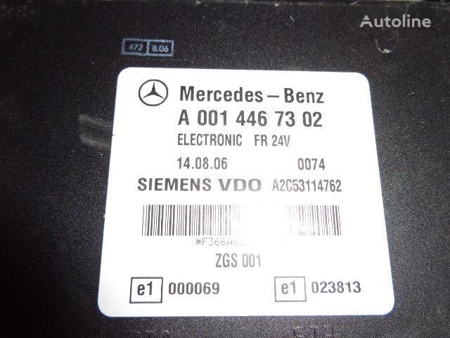 τράκτορας MERCEDES-BENZ Actros για μονάδα ελέγχου MERCEDES-BENZ MP2, MP3, MP4, FR control unit ECU 0014467302, 0014467302