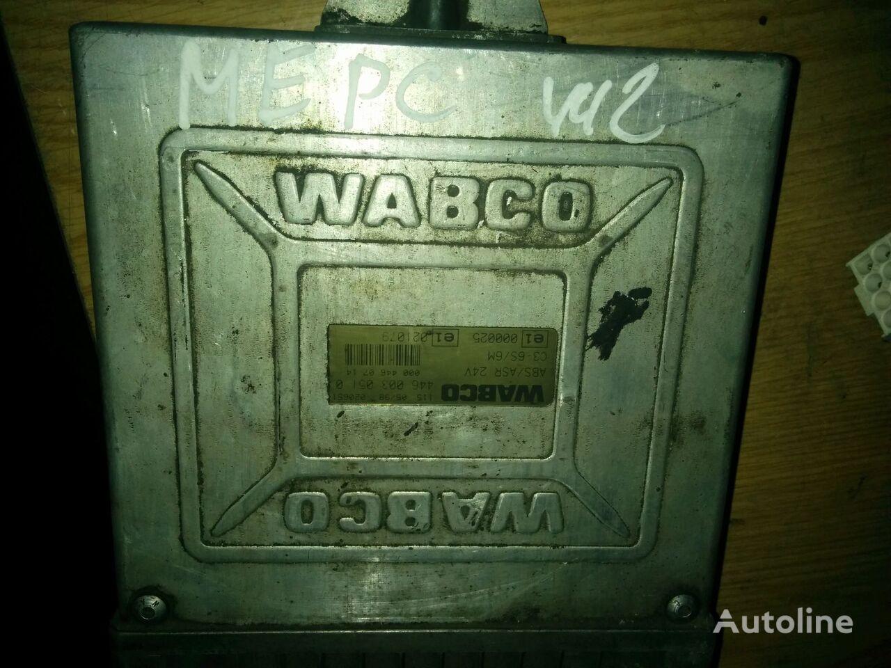 λεωφορείο MERCEDES-BENZ o404 για μονάδα ελέγχου MERCEDES-BENZ Wabco ABS\ASR 4460030510