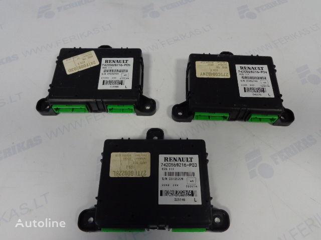 ελκυστήρας RENAULT για μονάδα ελέγχου  ECS control units 7420569216, 7420569216, 7420569216