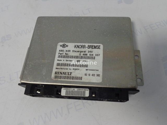 τράκτορας RENAULT για μονάδα ελέγχου RENAULT ABS control units 0486104037, 5010422382, 0486104049, 5010493009