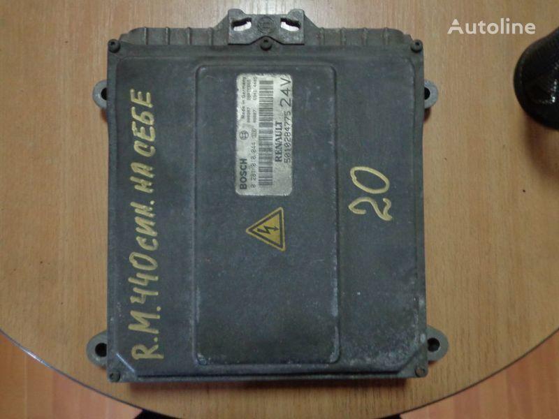 φορτηγό RENAULT Magnum για μονάδα ελέγχου  dvigatelem