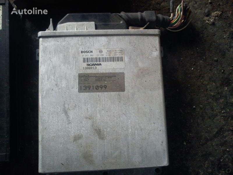 λεωφορείο SCANIA K113 για μονάδα ελέγχου SCANIA 0281001192
