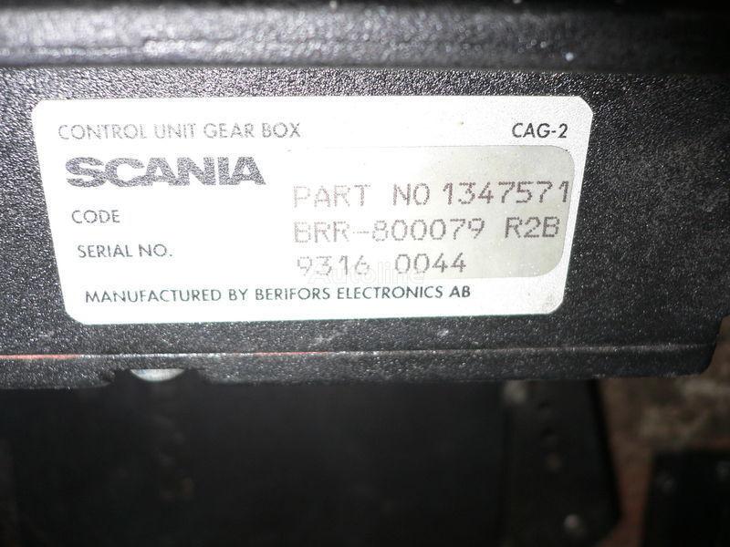 λεωφορείο SCANIA 113 για μονάδα ελέγχου SCANIA GEAR BOX 1347571 . 1362616 . 1505135 . 488207. 1434153. 1368153.