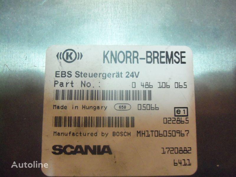 ελκυστήρας SCANIA  R για μονάδα ελέγχου  Scania R series EBS control unit, EDC, ECU, 1720882, 0486106065, 2029183, 144770, 2239955, 1863490, 1879265, 1888379, 1936733