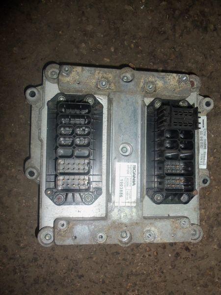 ελκυστήρας SCANIA R για μονάδα ελέγχου  Scania R series engine computer, ECU, EDC, type DT1206, 1903886, 2061752, 2323675