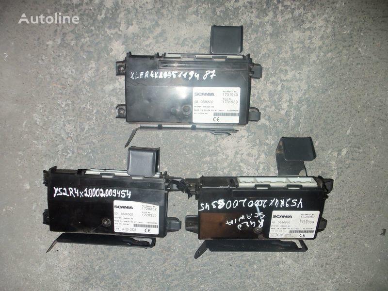 ελκυστήρας SCANIA R series για μονάδα ελέγχου  Scania R series RCL control unit (AECU ASSY) 1731940, 1731939, 1728359, 139365, 1731939, 1539372, 1539372
