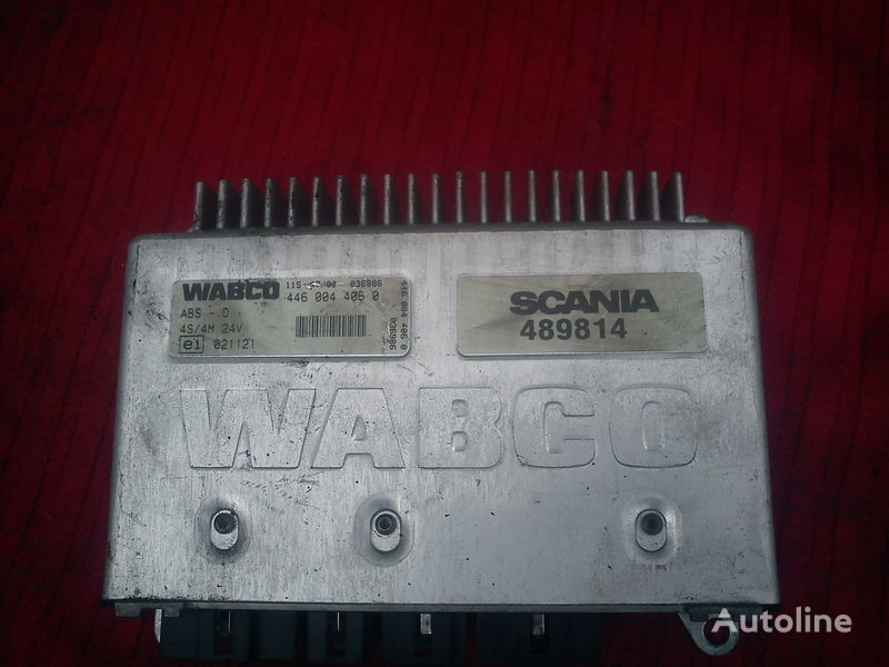 φορτηγό SCANIA για μονάδα ελέγχου SCANIA Wabco C3-4S/M 4460040850 . 4480030790. 4460030510. 4460040540.44