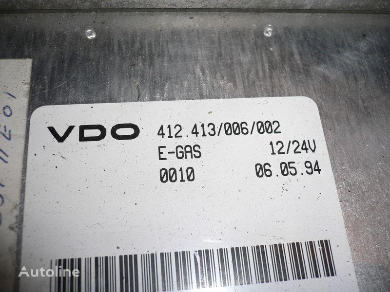 λεωφορείο SCANIA b10 για μονάδα ελέγχου  VDO 412.413/006/002