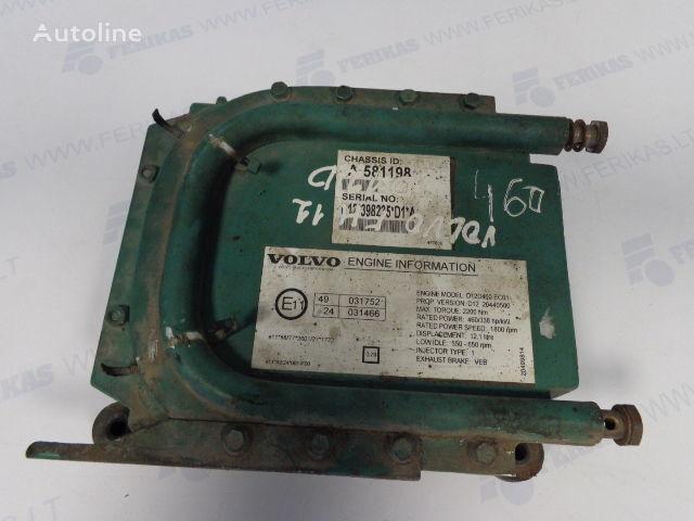 ελκυστήρας VOLVO FH για μονάδα ελέγχου  D12D engine control units EDC ECU 03161962, 08170700, 20977019