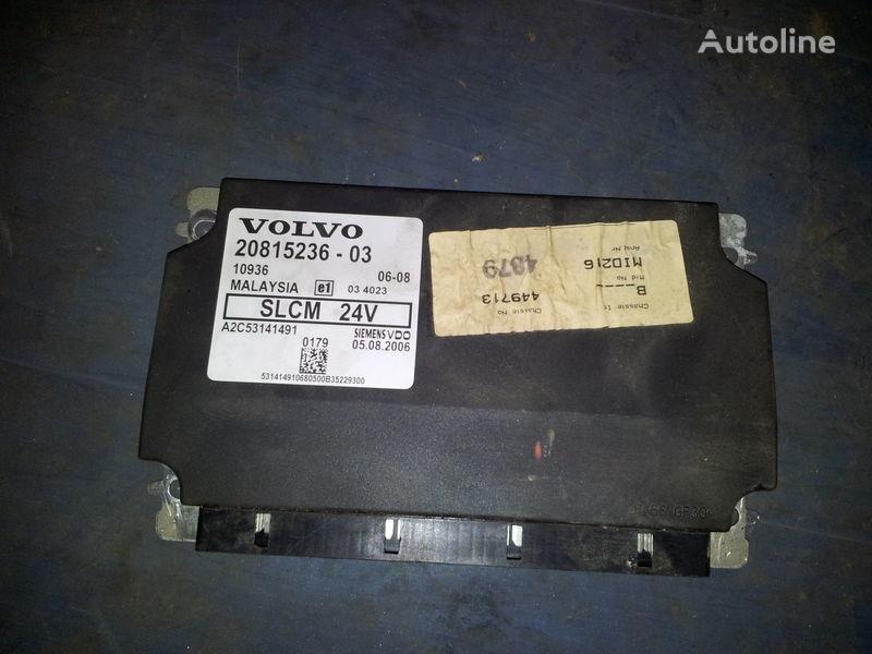 τράκτορας VOLVO FH13 για μονάδα ελέγχου VOLVO FH 12, , Light control unit SLCM, 20815236, 20744286, 207442