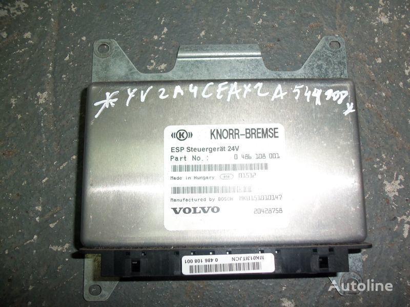 ελκυστήρας VOLVO FH12 για μονάδα ελέγχου  VOLVO ESP control unit 20428758