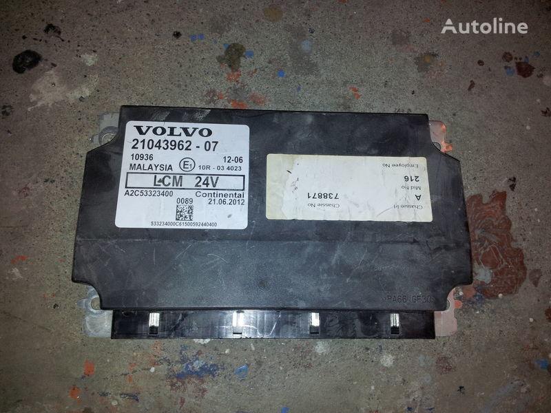 τράκτορας VOLVO FH13 για μονάδα ελέγχου VOLVO LCM lightning control unit 21043962, 21043961, 85102471, 85