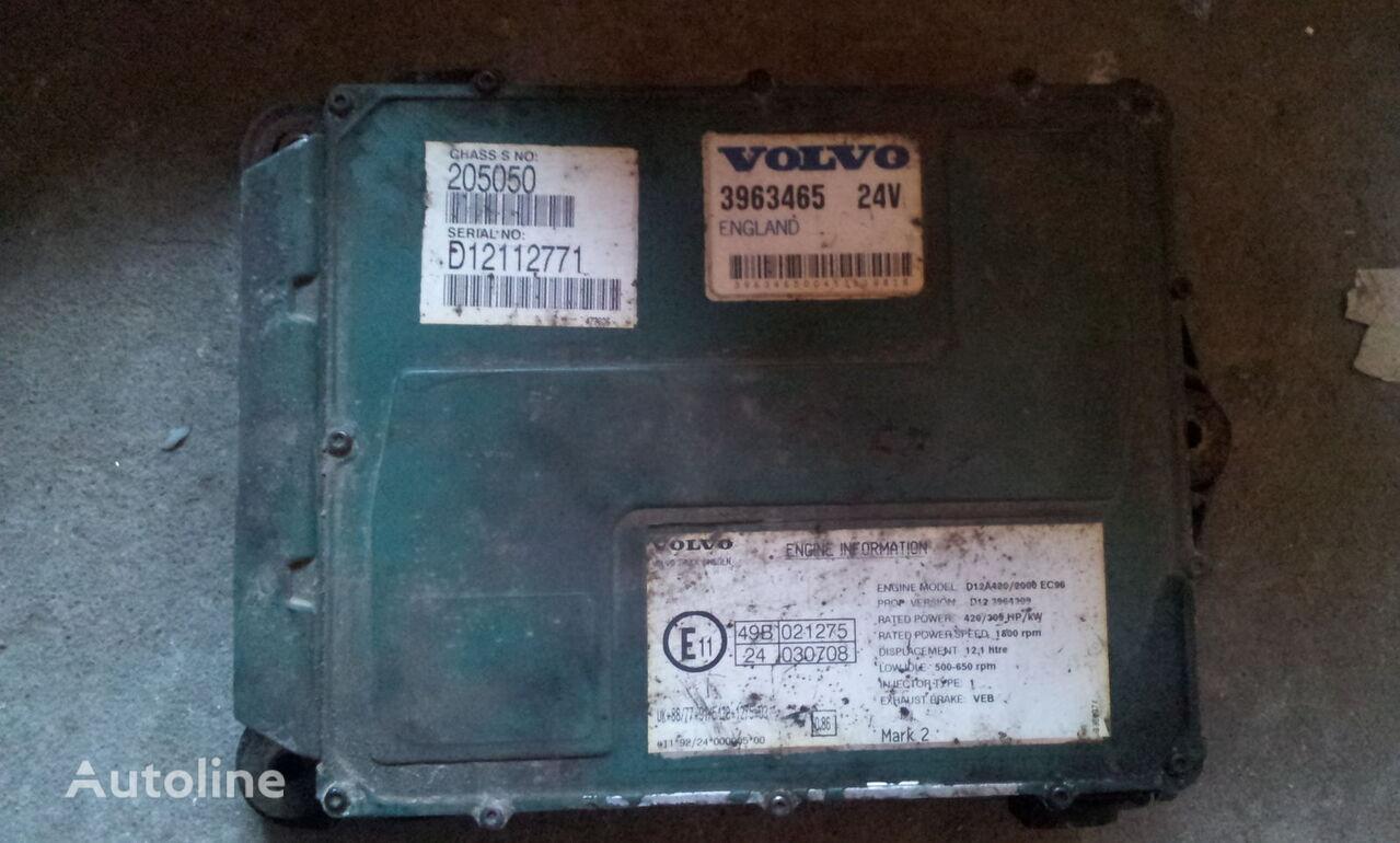 τράκτορας VOLVO FH12 για μονάδα ελέγχου VOLVO engine control unit ECU, EDC, D12A380, 279KW, 380PS, 396346